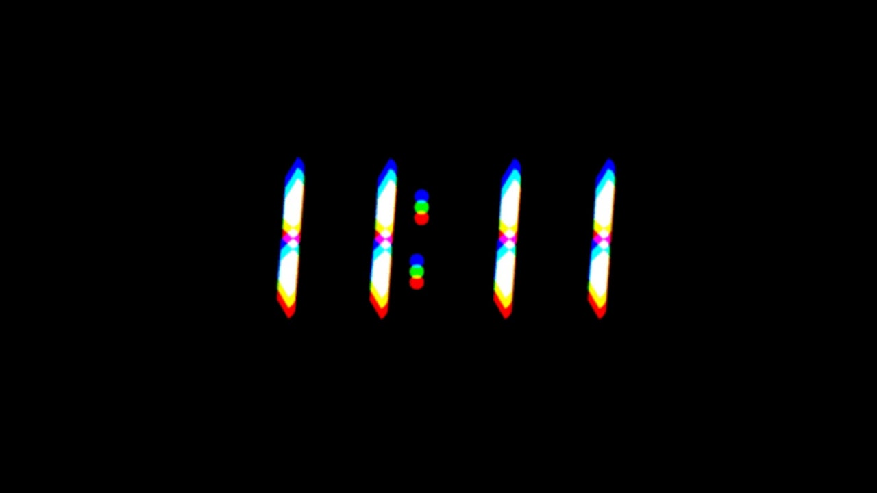 Seeing 11:11 and Why?